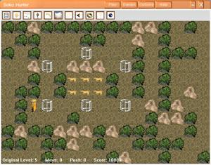 Soko Hunter - Soko Hunter is a very addictive strategy game
