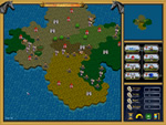 Screenshot of Age of Kingdoms